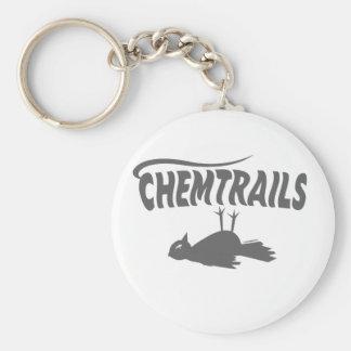 CHEMTRAILSの死のダンプ キーホルダー