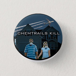 CHEMTRAILSの殺害 缶バッジ