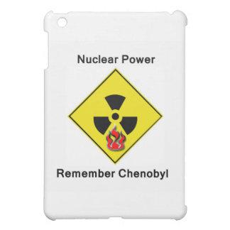Chenobylの反核ロゴを覚えて下さい iPad Miniケース