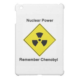 Chenobylの反核ロゴを覚えて下さい iPad Mini カバー