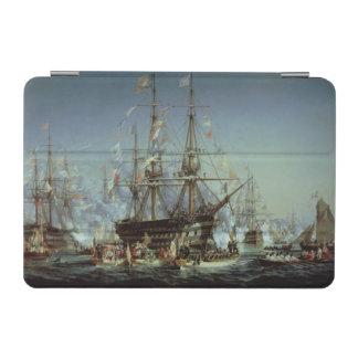 Cherbourg 1858年へのビクトリア女王の訪問 iPad miniカバー