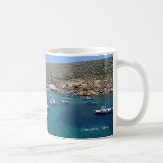 Cheronisos - Sifnos コーヒーマグカップ