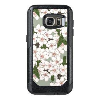 Cherrywoodの花柄パターン オッターボックスSamsung Galaxy S7ケース