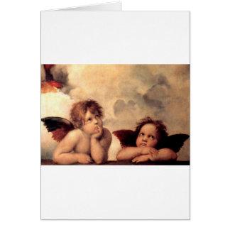 Cherubim - Raphael カード