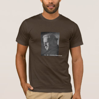 chesterton tシャツ