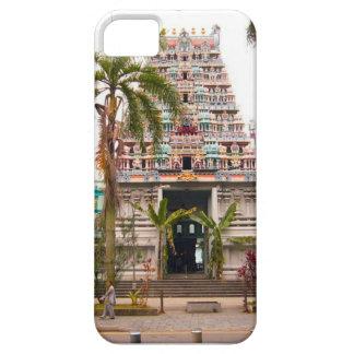 Chettiarのヒンズー教の寺院、シンガポール iPhone SE/5/5s ケース