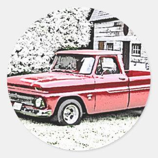 Chevyのトラック ラウンドシール