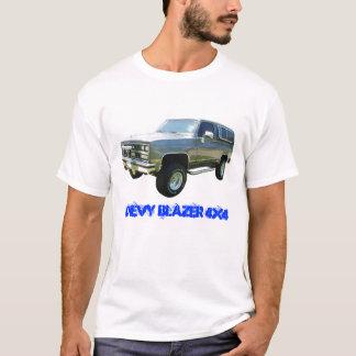 Chevyのブレザー4x4 Tシャツ