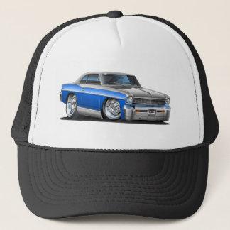 Chevyの新星の青灰色車 キャップ