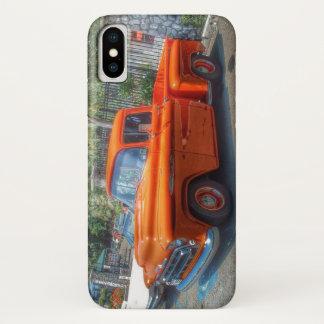 CHEVYは小型トラックIPHONEの箱を改造します iPhone X ケース
