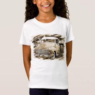 Chevyクラシックなシボレーのトラック Tシャツ