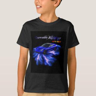 Chevy: コルベットのアカエイ2013年 tシャツ