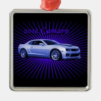Chevy: 2012年のCamaro メタルオーナメント