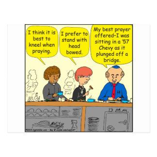 chevy 57で祈る764 ポストカード