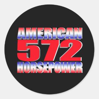 Chevy 572の大きいブロック ラウンドシール