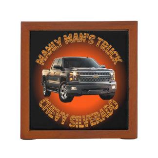 Chevy Silveradoのトラックの机のオルガナイザー ペンスタンド