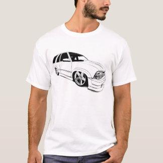 Chevy Xtremeのブレザー Tシャツ