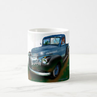 ChevyPickup コーヒーマグカップ