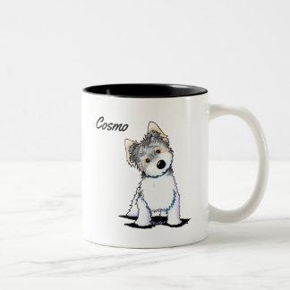 Chewie and Cosmo Mug ツートーンマグカップ
