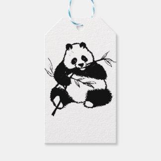 Chewing Panda ギフトタグ