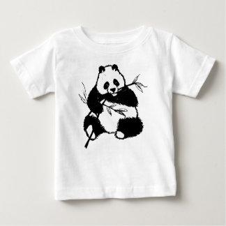Chewing Panda ベビーTシャツ