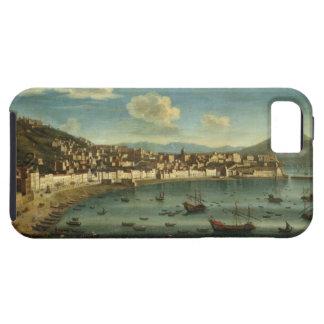 Chiaiaの湾からのナポリの湾の眺め( iPhone SE/5/5s ケース