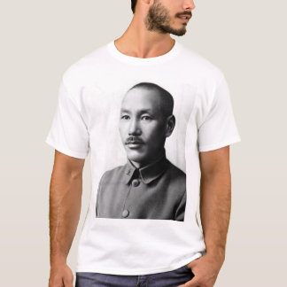 Chiang Kai-shekの蒋介石蒋中正 Tシャツ