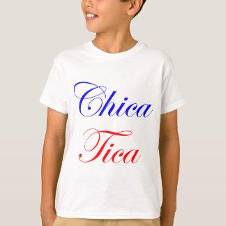Chica Tica Tシャツ