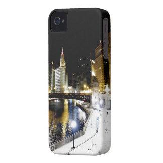 Chicago川iPhone4 Case mate Case-Mate iPhone 4 ケース