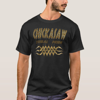 ChicasawTribalPride Tシャツ