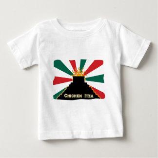 Chichen Itza ベビーTシャツ