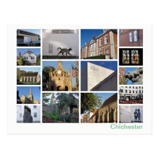 Chichester multi-image ポストカード