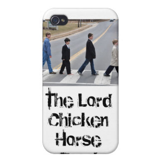 Chicken Horse Band主のiphone 4ケース iPhone 4/4Sケース