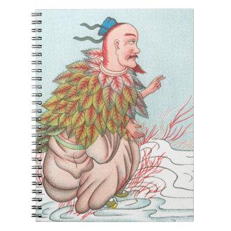 Ch'ih-tsing-tzeのthoの火の神 ノートブック