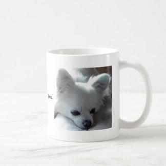 Chihuahua Minnie コーヒーマグカップ