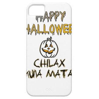 ChilaxのハッピーハローウィンHakuna Matata iPhone SE/5/5s ケース