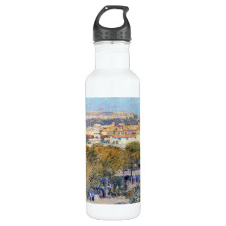 Childe Hassam -中央場所および城砦の小屋Hav ウォーターボトル