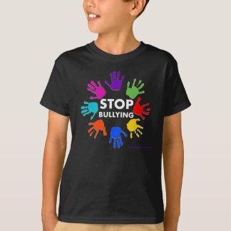 ChildensのTシャツをいじめることを止めて下さい Tシャツ