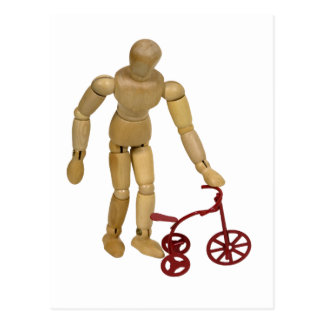 ChildTricycle112409 ポストカード