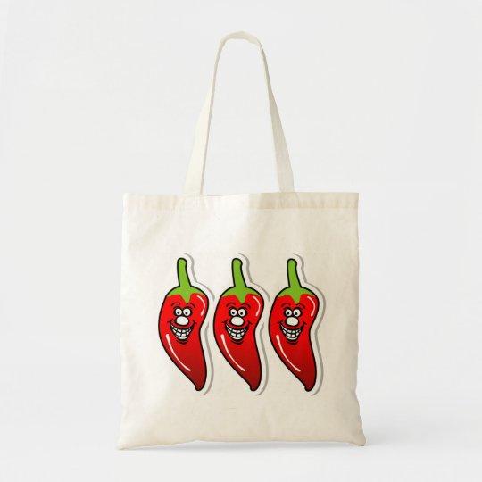Chili Smile *Tote Bag トートバッグ