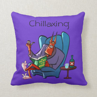 Chillaxing悪魔のリラックス クッション