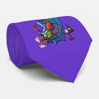 Chillaxing悪魔のリラックス ネクタイ