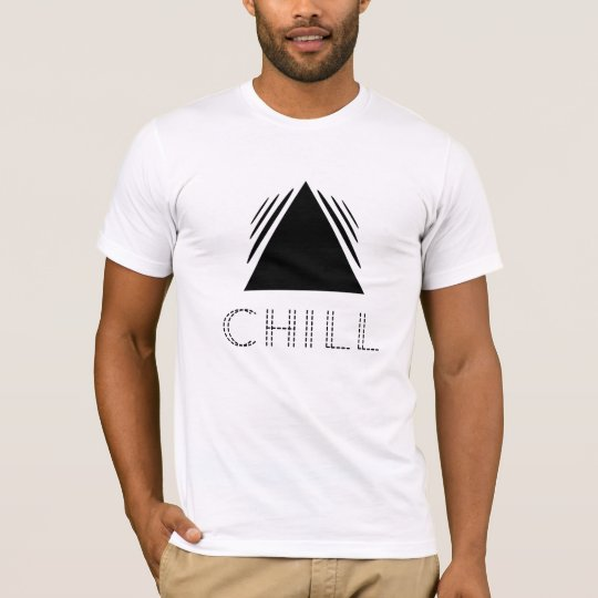 chillillout tシャツ