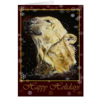 Chillinの休日カード カード