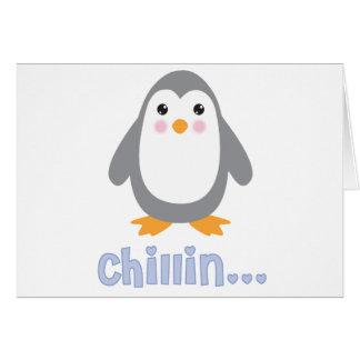 Chillin カード