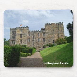 Chillinghamの城のマウスパッド マウスパッド