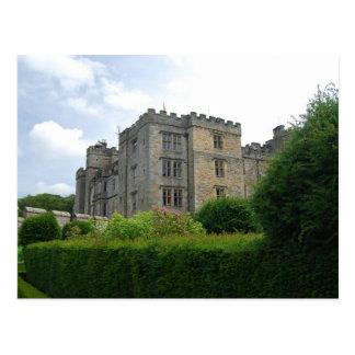 Chillinghamの城の郵便はがき ポストカード