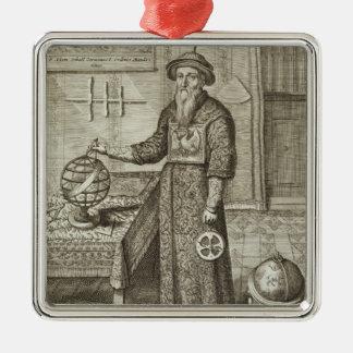 「ChinからのヨハンアダムSchallフォンBell (1591-1666年) メタルオーナメント
