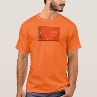 Chin Tiki Tシャツ