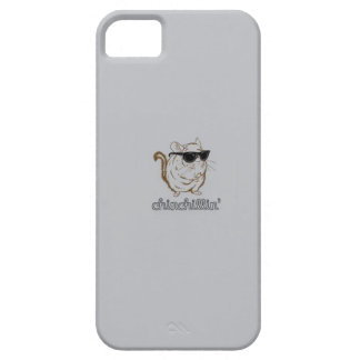 ChinchillinのiPhoneの場合 iPhone SE/5/5s ケース